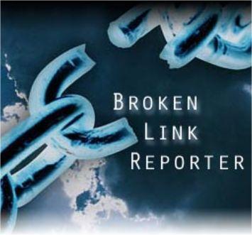 broken link report